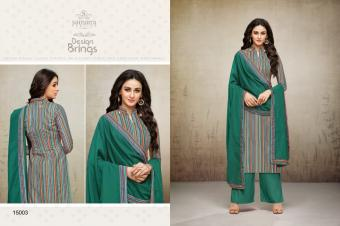 Samaira Fashion  Hillary Wholesale Salwar Kameez Catalog