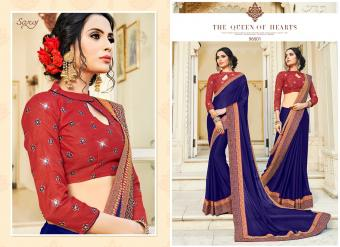Saroj Saree Manjaree Wholesale Saree Catalog