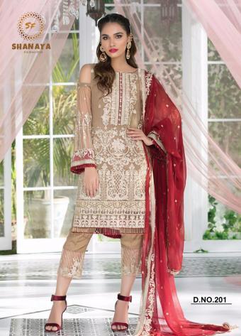 Shanaya Fashion Rose Classic Wholesale Salwar Kameez Catalog
