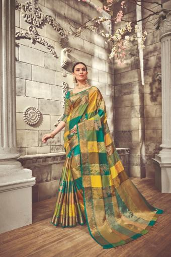 Shangrila Bagicha Silk Wholesale Sarees Catalog Wholesale Catalog