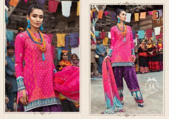 Shraddha Designer M Print Wholesale Salwar Kameez Catalog