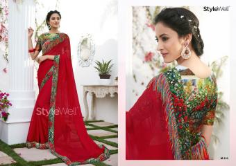 Stylewell Magnum Wholesale Sarees Catalog Wholesale Catalog