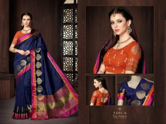 TFH Four Season Issue Vol 4 Wholesale Sarees Catalog Wholesale Catalog