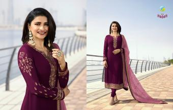 Vinay Fashion Kaseesh Marina Wholesale Salwar Kameez Catalog