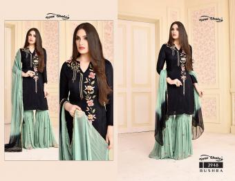 Your Choice  Bushra Wholesale Salwar Kameez Catalog