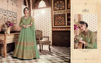 Zaira Mastani Vol-2  Wholesale Salwar Kameez Catalog