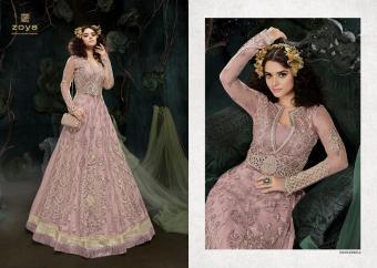 Zoya Sparkle Color Vol 2 Wholesale Salwar Kameez Catalog