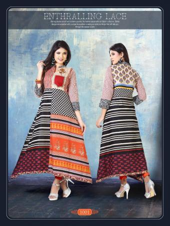 MJ Maira Wholesale Kurtis Catalog