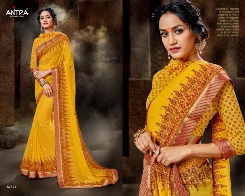 Antra Sukhi Saheli wholesale saree catalog