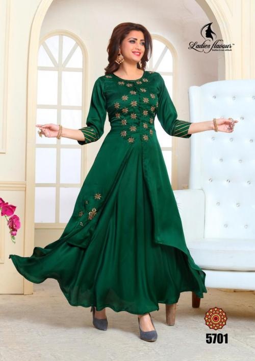 Ladies Flavour Maharani wholesale Kurti catalog