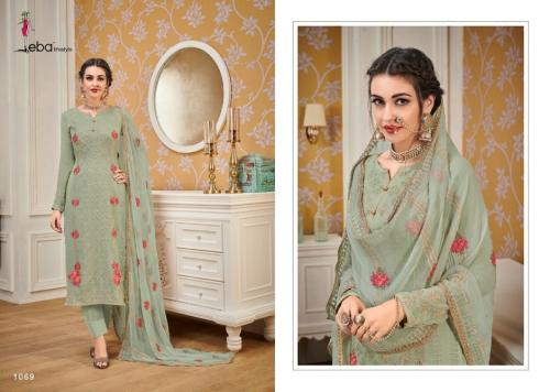 Eba Lifestyle Hurma Vol-13 wholesale Salwar Kameez catalog