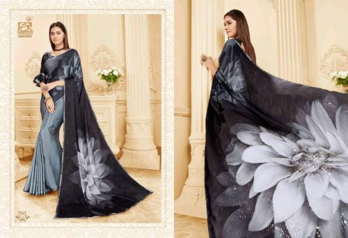 Vishal Saree Damore Vol-16 wholesale saree catalog