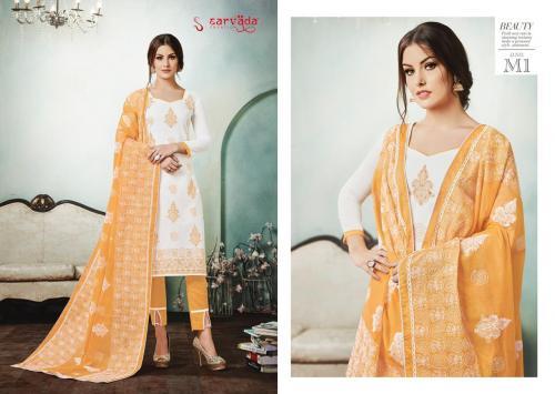 Mul Mul Sarvada wholesale Salwar Kameez catalog