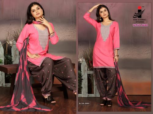 The Ehnic Studio Patiyala Babes wholesale Kurti catalog