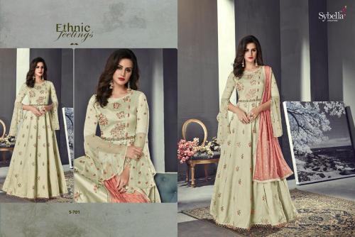 Sybella Creation S-701 wholesale Salwar Kameez catalog