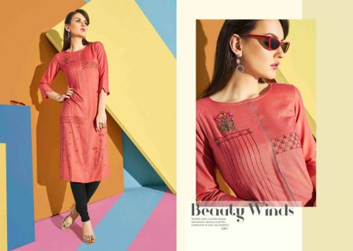 S More Fashion Lock wholesale Kurti catalog