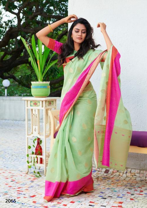 LT Fabrics Kaavya wholesale saree catalog