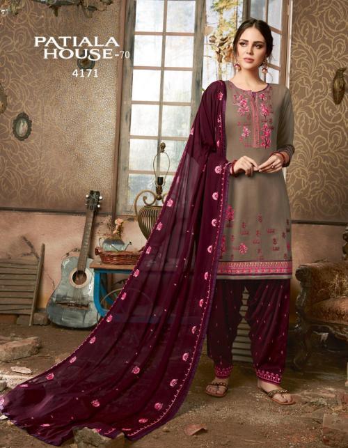 Kessi Fabrics Patiala House Vol-70 wholesale Salwar Kameez catalog