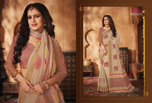 Ishika Saree Virasat wholesale saree catalog