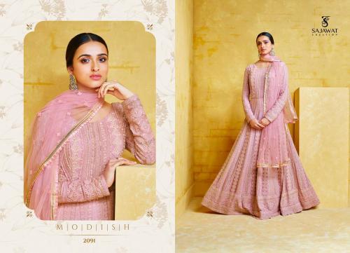 Sajawat Creation Meraki wholesale Salwar Kameez catalog