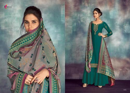 Kesari Trendz Eliza Vol-1 wholesale Salwar Kameez catalog