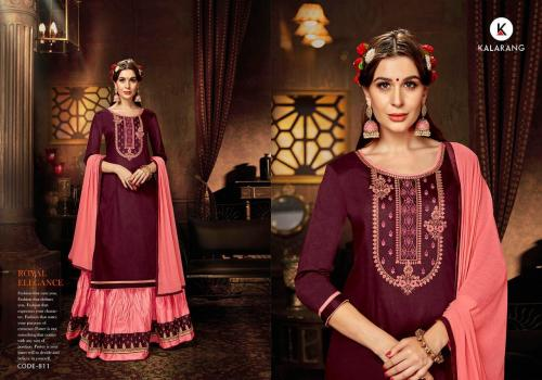 Kessi Kalarang Blossom Vol-6 wholesale Salwar Kameez catalog