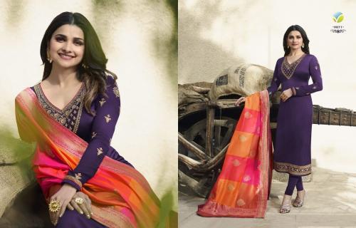 Vinay Fashion Kaseesh Banaras Vol-3 wholesale Salwar Kameez catalog