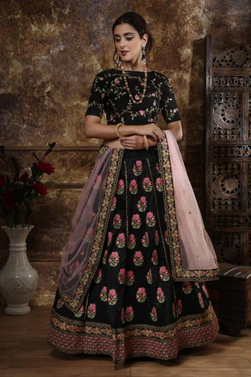 Khushboo Guldasta Vol-3 wholesale Lehengas catalog