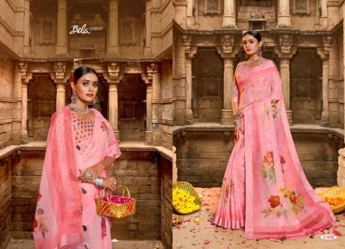 Bela Fashion Gitanjali 37890-37898 Series  wholesale saree catalog