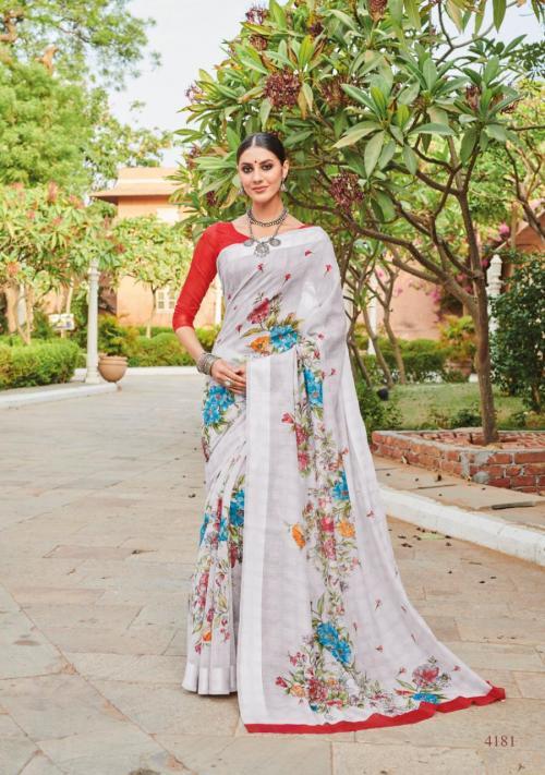 LT Nitya Saree LT Saffron-2 wholesale saree catalog