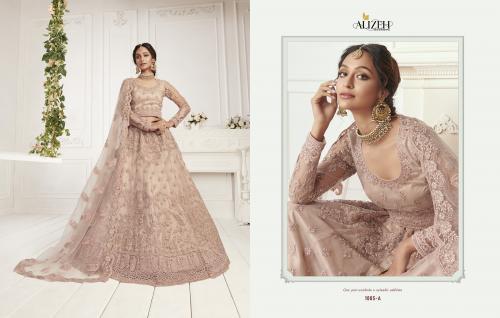 Alizeh Bridal Heritage Colour Saga Vol-2 wholesale Lehengas catalog