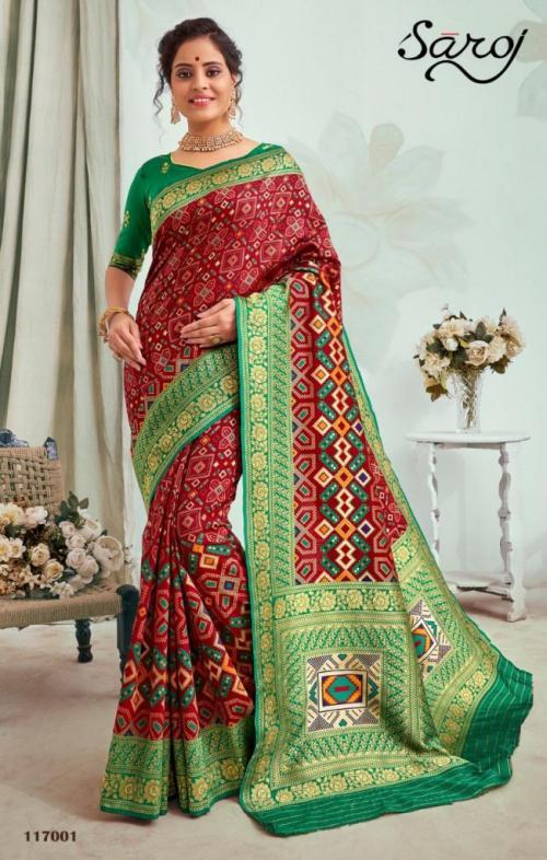 Saroj Saree Ratnalekha wholesale saree catalog