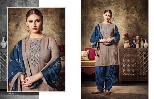 Kajree Fashion Arties By Patiyala wholesale Salwar Kameez catalog