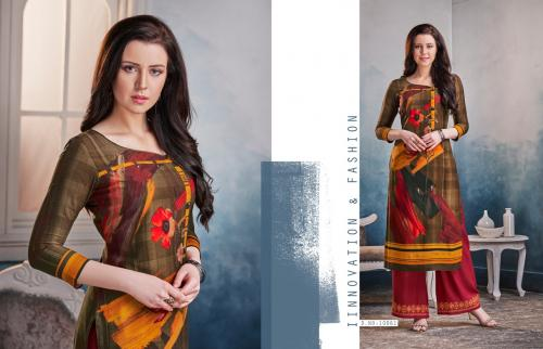 Kajree Fashion Kalaroop Chambor Vol-8 10061-10072 Series
