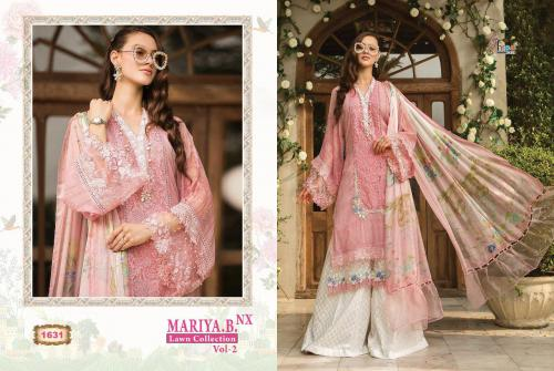 Shree Fabs Mariya B Lawn Collection Vol 2 NX wholesale Salwar Kameez catalog