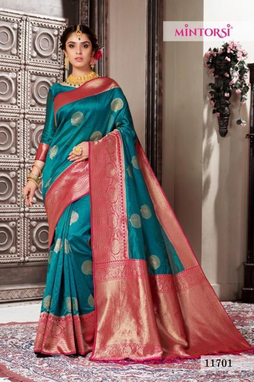 Mintorsi Nain Sikha 11701-11706 Series wholesale saree catalog