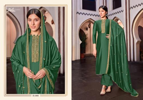 Bela Fashion Manjari 1881-1887 Series wholesale Salwar Kameez catalog