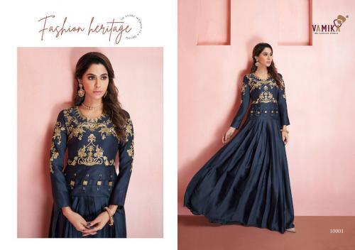 Arihant Fashion Vamika Sayna 10001-10006 Series
