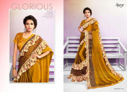 Saroj Saree Tani Bani wholesale saree catalog