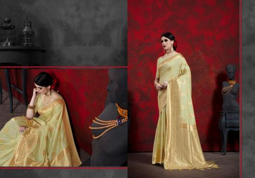 Yadu Nandan Fashion Umber Silk Vol-1 wholesale saree catalog