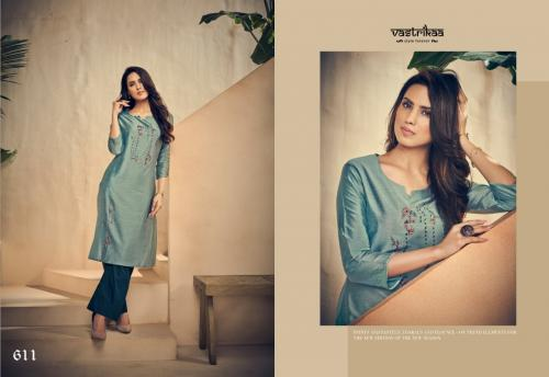 Vastrika Majesty Vol-2 wholesale Kurti catalog