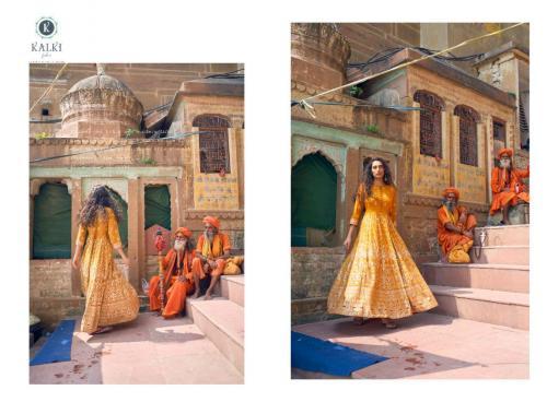 Kalki Fashion Womaniya Vol-3 wholesale Kurti catalog