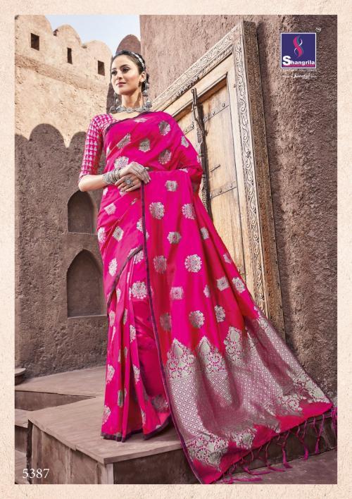 Shangrila Saree Ojhasvi Vol-3 wholesale saree catalog