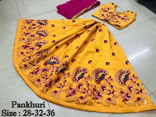 AJ Pankhuri wholesale Lehengas catalog