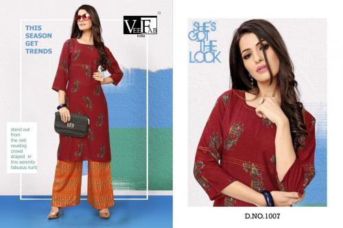 VF India Lakhi Vol-2 wholesale Kurti catalog