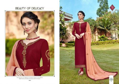 Tanishk Fashion Royal Silk Vol-9 wholesale Salwar Kameez catalog