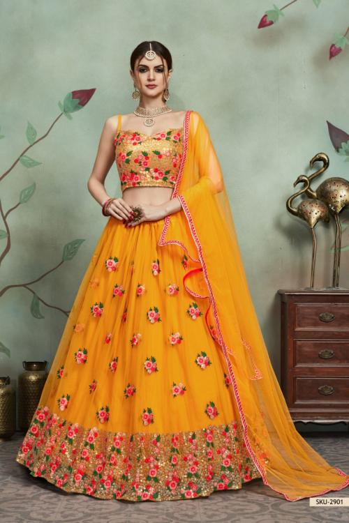 AD Euphoria Vol-2 wholesale Lehengas catalog