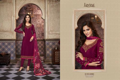 Lavina Vol-83 Gia wholesale Salwar Kameez catalog