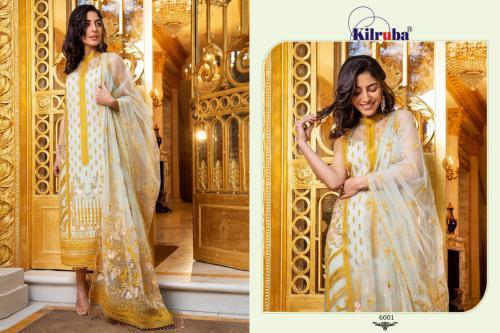 Kilruba Jannat Eid Collection wholesale Salwar Kameez catalog
