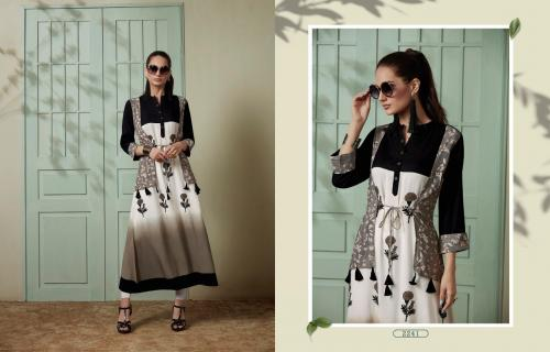 Kessi Fabrics Rangoon Aspire wholesale Kurti catalog